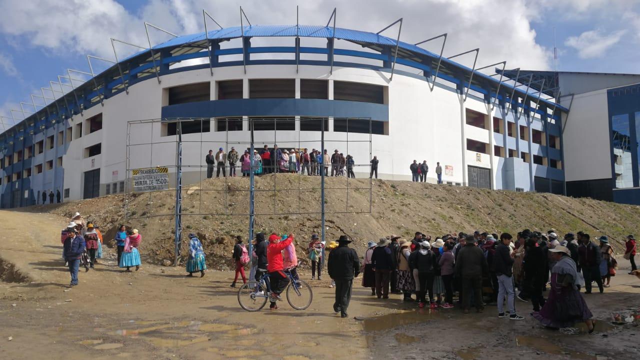 Estadio Villa Ingenio