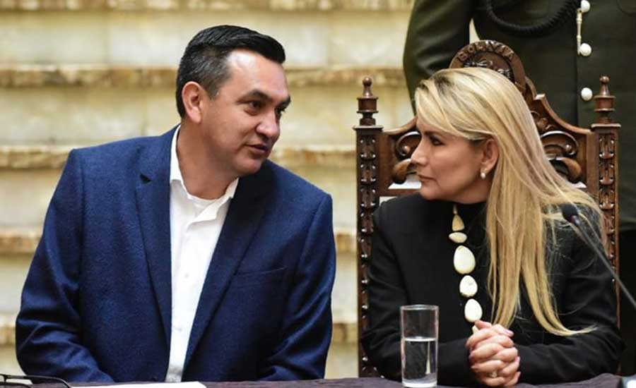 Juntos afirma que Jeanine Añez puede ganar a Luis Arce, incluso en la primera vuelta | Urgentebo