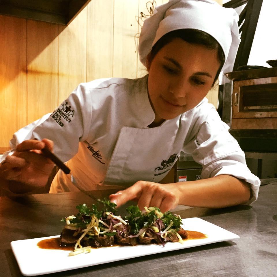 Arte culinario que se inspira en la riqueza biol gica y - Carrera de cocina ...