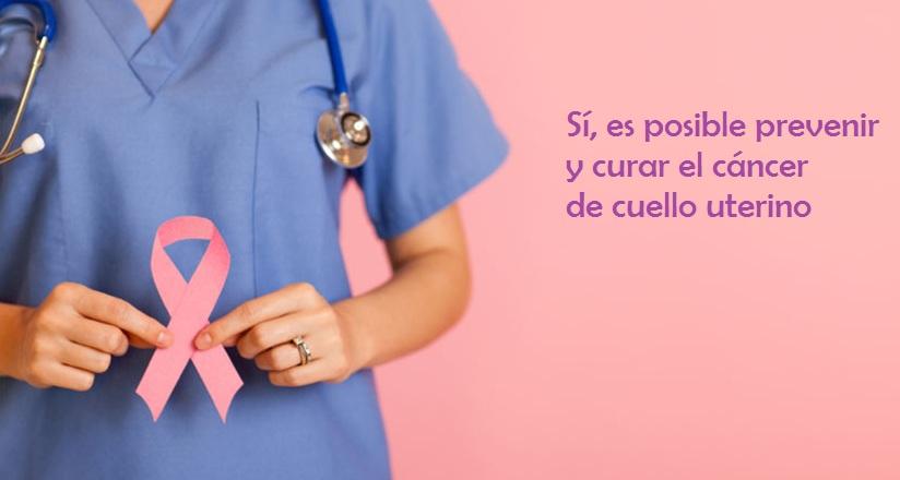 el cancer uterino es curable