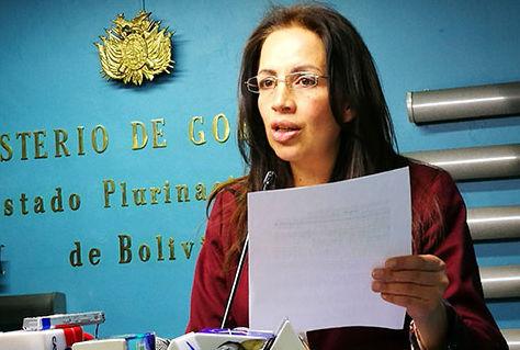 Ex directora de migraci n declarar en horas de la tarde for Ministerio de migracion