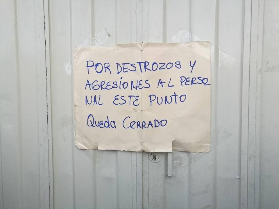 El tse reporta el cierre de un centro de empadronamiento for Oficina de empadronamiento